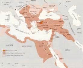 Ottoman Empire 1566 The Ottoman Empire 1300 1566 Size