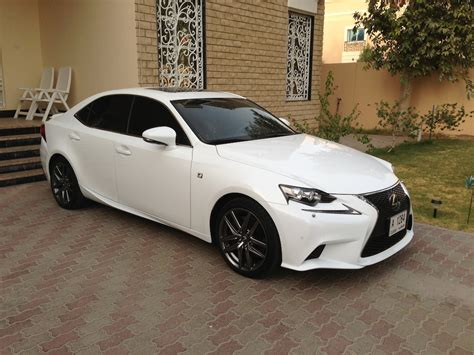 white lexus red time for lexus again is350 f sport color choice club