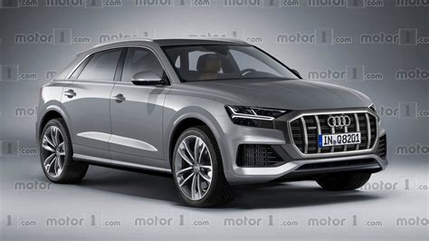 2019 audi q8 audi q8 render might make you reconsider suv coupes