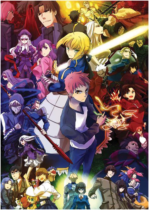 anime fate series irisviel von einzbern fate zero fate series мир