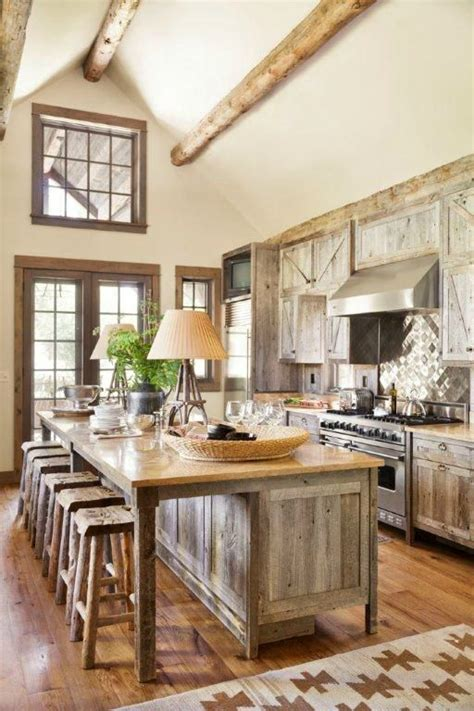 country kitchen island ideas 23 best rustic country kitchen design ideas and
