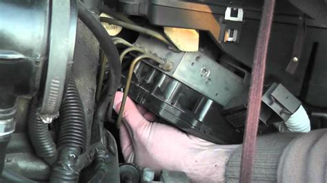 volvo  abs module removal  installation youtube