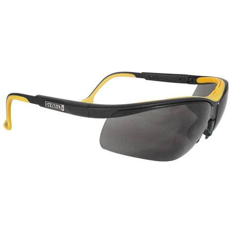 dewalt safety glasses dc with smoke lens dpg55 2c the