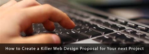 killer design proposal how to create a killer web design proposal for your next