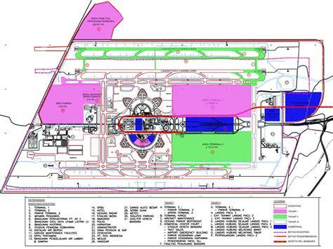layout bandara soekarno hatta profil bandara internasional soekarno hatta bandar udara