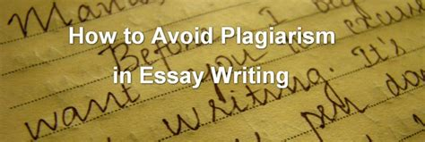 how to write a research paper without plagiarizing how to avoid plagiarism in essay writing xpertwriters