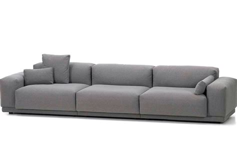 designer couch place 3 seat sofa hivemodern com