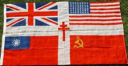 flags of the world during ww2 sam s flags allied nations ww2