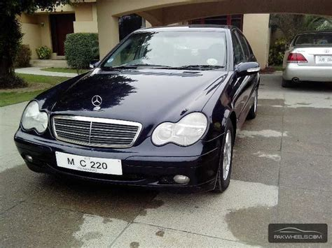 Mercedes C Class C220 Cdi 2002 For Sale In Lahore
