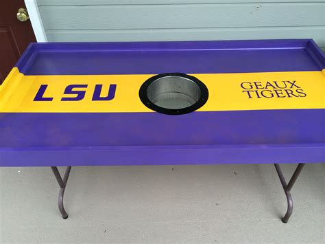 crawfish table custom made crawfish table by inspired custom design