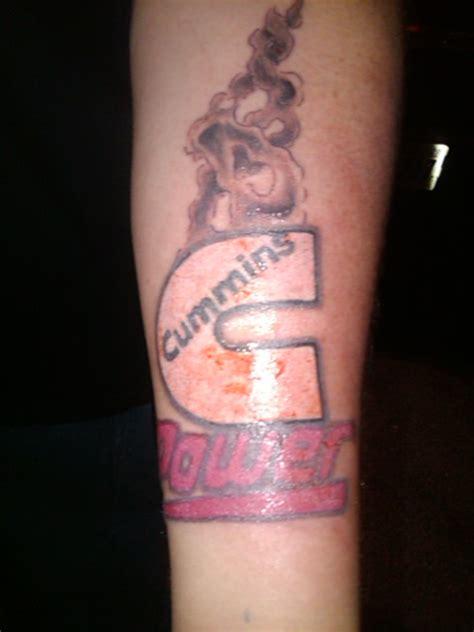 dodge tattoos cummins tattoos page 4 dodge cummins diesel forum
