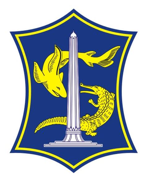 Lambang Surabaya lambang kota surabaya