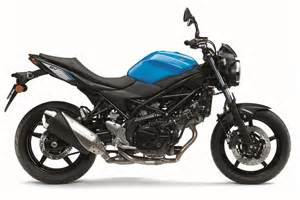 Suzuki Sv650s Suzuki Sv650 2016 On Review Mcn