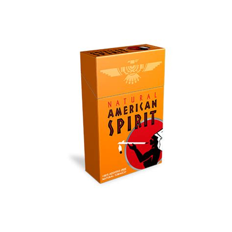 american spirit types colors american spirit orange box resnick distributors