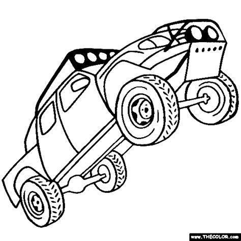 off road truck coloring page monster truck coloring pages off road truck coloring pages