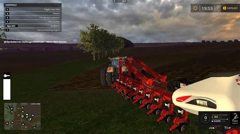 white planters pack  mod farming simulator   mod