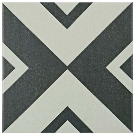 Kitchen Window Decor Ideas merola tile twenties vertex 7 3 4 in x 7 3 4 in ceramic