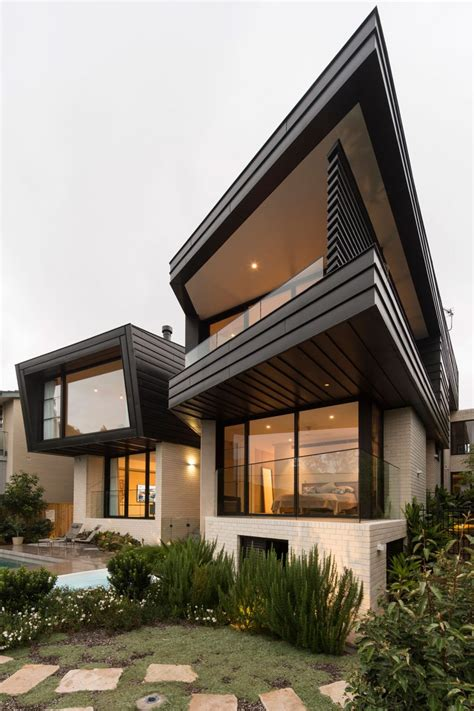 house architecture contemporary balmoral house in green australian paradise