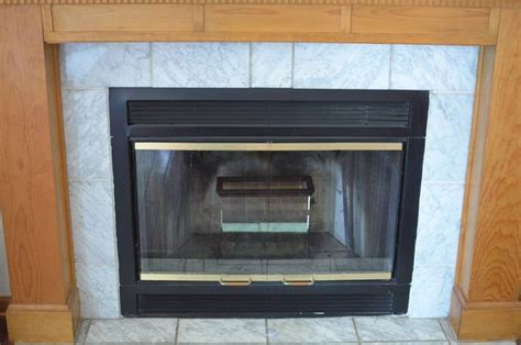 Fireplace Door Insulation by Insulation How Can I Insulate Fireplace When It S Not