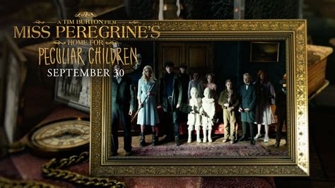 miss peregrine s home for peculiar children wish that