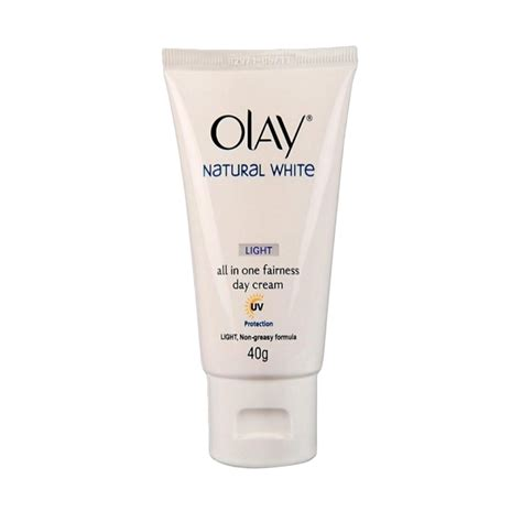 Produk Olay White jual olay white light all in one fairness day 40 g harga kualitas