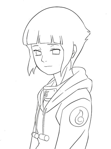 anime naruto coloring pages luiscachog me little hinata by sakuracouples101 on deviantart