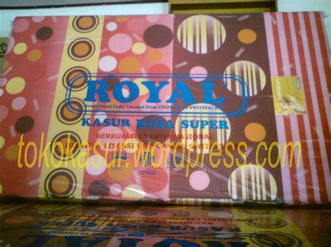 Kasur Busa Royal Exclusive produk 171 toko kasur kasur busa murah kasur busa royal