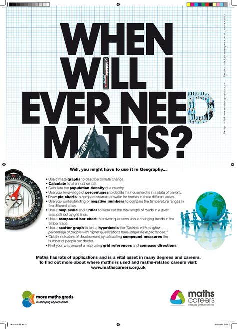 poster design jobs uk posters and resources from maths in a box maths careers