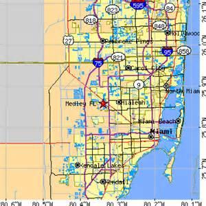 medley florida map medley florida fl population data races housing