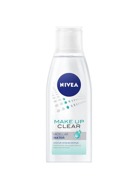 Nivea White Make Up Clear Micellar Water nivea make up clear micellar water btl 200ml klikindomaret