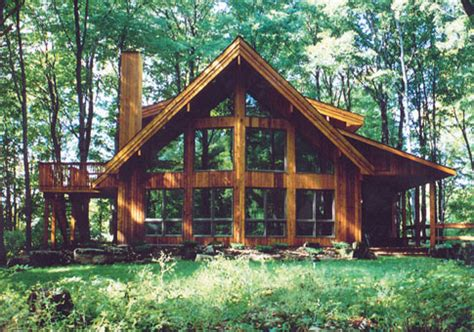 cedar log home plans woodland post and beam cabins garages cedar home plans