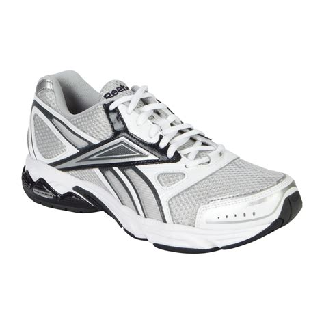 sears mens athletic shoes reebok s instant running shoe wide width white