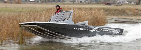 jet ski river boat kingfisher boats river jet series