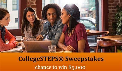 Collegesteps Sweepstakes - wellsfargo com collegesteps sweepstakes win 1 of 168 cash prizes sweepstakesbible