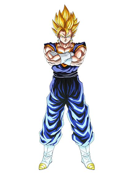 dokkan card template png limitless fusion vegito agl ssr cards