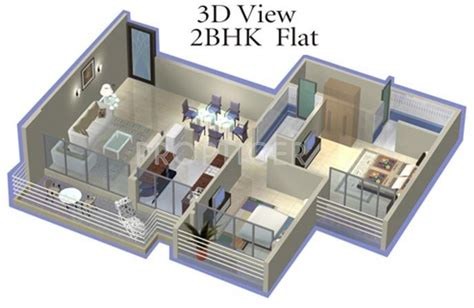 2 bhk plan in 1000 sq ft 830 sq ft 1 bhk 1t apartments in vision associates