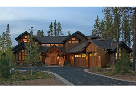 lodge homes plans eplans craftsman style house plan traditional craftsman