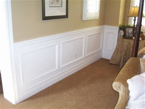 painting chair rail molding 17 best images about a splash of color on