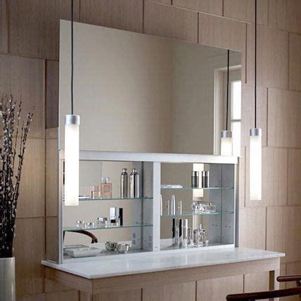 Robern UC4827FPL 48 Inch Uplift Cabinet Flat Plain