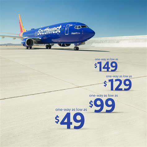 southwest sale southwest airlines 3 day winter sale