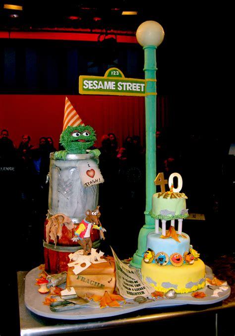 sesame street cake decorations easy cake decorating cake