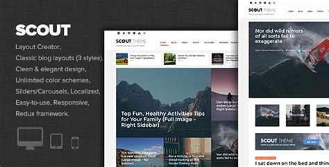 themes moodle nulled scout adventure activity blog wordpress theme by