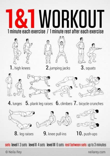 at home workouts without equipment