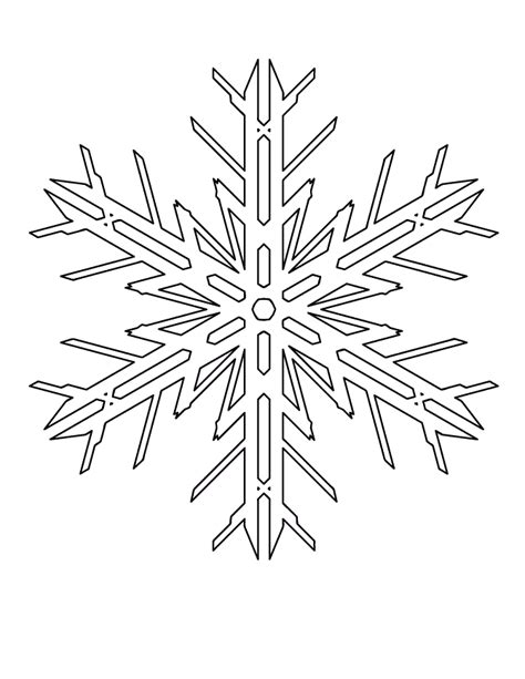 snowflake coloring pages pdf snowflake coloring page coloring home