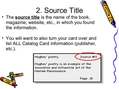 how to make source cards for a research paper term paper source cards writefiction581 web fc2