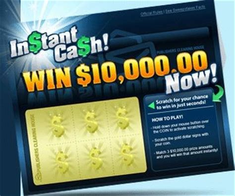 Pch Daily Instant Win Games - scratch off game and plays on pinterest
