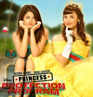 demi lovato selena gomez movie princess protection program latest hot trends disney channel princess protection