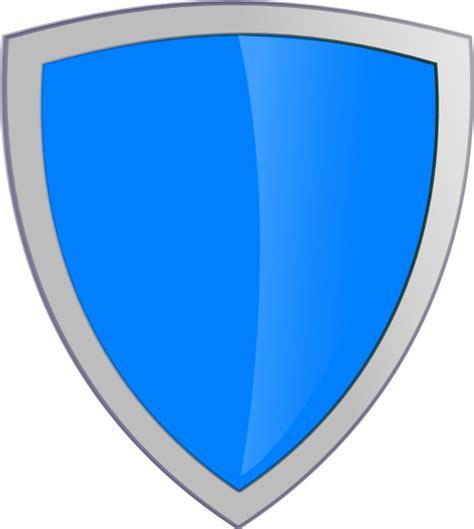 Kitchen Design U Shape by Blue Security Shield Clip Art At Clker Com Vector Clip