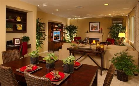 design ideas kitchen family room combinations cool kitchen dining and living room combo for small space