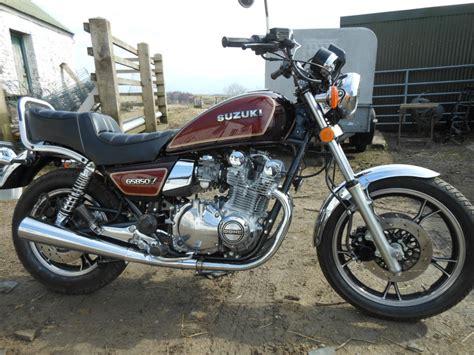 Suzuki Gs850 For Sale Restored Suzuki Gs850l 1982 Photographs At Classic Bikes